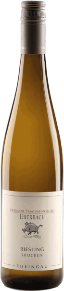 Hessische Staatsweinkellerei Eberbach Riesling trocken