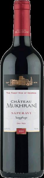 Château Mukhrani Saperavi 2016