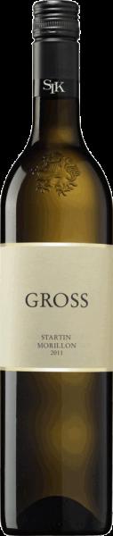 Weingut Gross Morillon Startin 2017