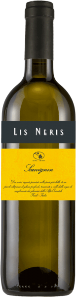 Lis Neris Sauvignon Blanc Tradizionali