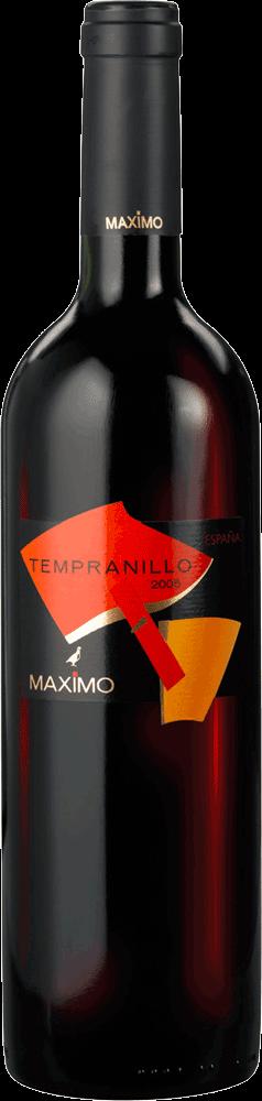 Bodegas Maximo Tempranillo