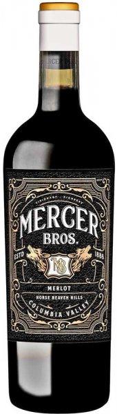 Mercer Bros. Merlot 2017
