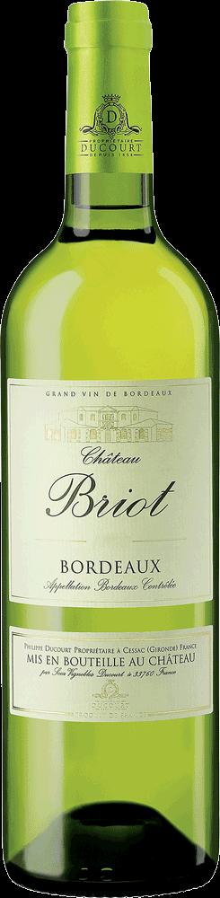 Vignobles Ducourt Château Briot Blanc