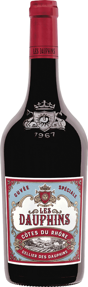 Les Dauphins Côtes du Rhône Cuvée Speciale