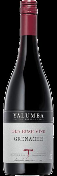 Yalumba Family Winemakers Yalumba Old Bush Vine Grenache 2018