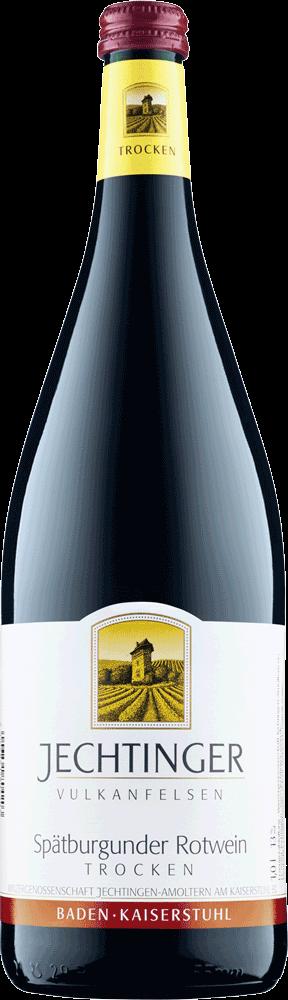 Jechtinger Spätburgunder Rotwein trocken 1 Liter