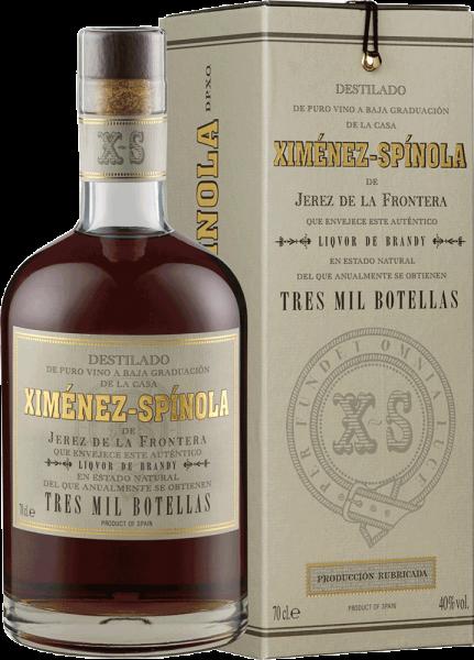 Ximenez-Spinola Tres Mil Botellas