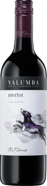 Yalumba Family Winemakers Yalumba Merlot Y-Series 2018