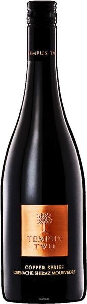 Tempus Two Copper Series Grenache-Shiraz-Mourvédre