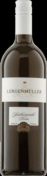 Lergenmüller Spätburgunder trocken 1 Liter