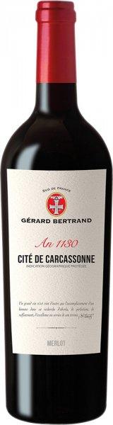 Gérard Bertrand An 1130 Cité de Carcassonne Merlot