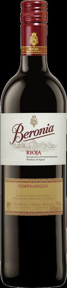 Beronia Tempranillo Rioja