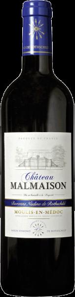 Baronne Nadine de Rothschild Chateau Malmaison Moulis En Medoc