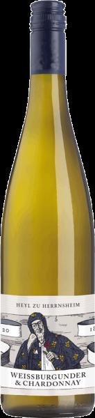 Heyl zu Herrnsheim Weissburgunder & Chardonnay