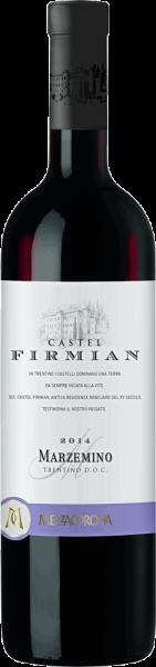 Castel Firmian Marzemino 2018