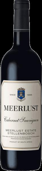 Meerlust Wine Estate Meerlust Cabernet Sauvignon 2017