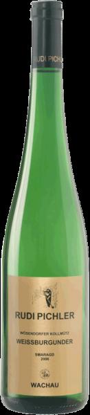 Rudi Pichler Weissburgunder Smaragd Kollmütz 2018
