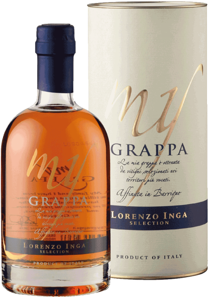 Lorenzo Inga My Grappa Affinata in Barrique Selection
