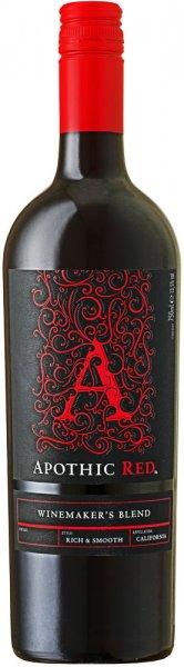 Apothic Wines Apothic Red 2019
