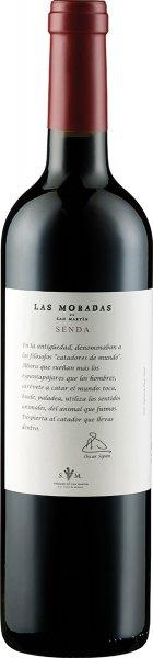 Las Moradas de San Martin Las Moradas de San MartĂn Senda 2015