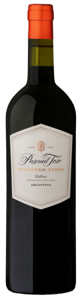 Pascual Toso Selected Vines Malbec
