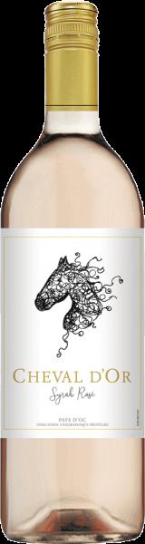 Cheval D'Or Syrah Rosé 1 Liter