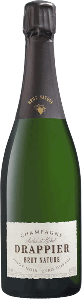 Drappier Brut Nature Zero Dosage Champagner