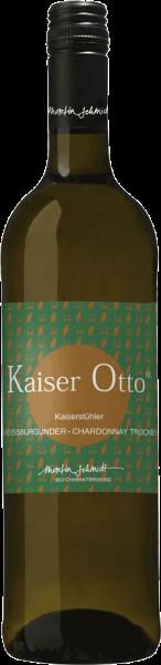 Kaiser Otto III Kaiserstühler Weissburgunder Chardonnay trocken