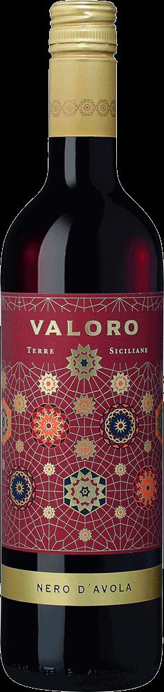 Valoro Sicilia Valoro Nero d'Avola 2016