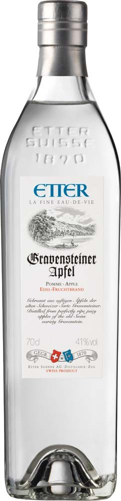 Etter Gravensteiner Apfel