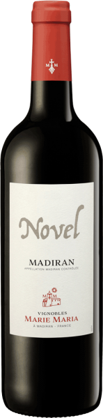 Vignobles Marie Maria Novel Rouge