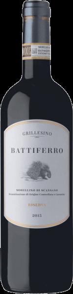 Grillesino Battiferro Morellino di Scansano Riserva