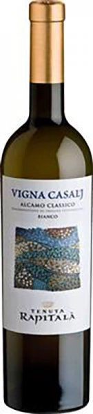Tenuta RapitalĂ RapitalĂ Vigna Casalj Alcamo Classico 2019