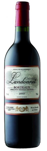 Château Landonnet Rouge 2018
