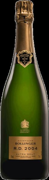 Champagne Bollinger R.D. Extra Brut