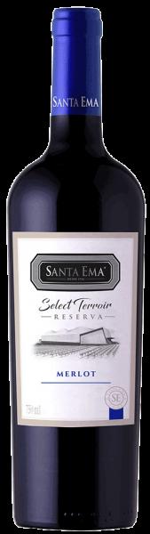Santa Ema Merlot Select Terroir Reserva
