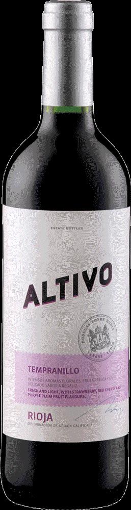 Altivo Tempranillo Rioja