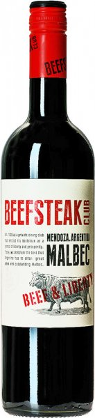 Beefsteak Club Malbec Beef & Liberty 2020
