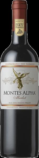 Vina Montes Montes Alpha Merlot 2017