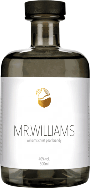 Bonner Manufaktur Mr. Williams williams christ pear brandy