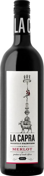 Fairview La Capra Merlot 2018