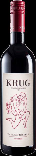 Weingut Krug Gumpoldskirchen Zweigelt Reserve 2017