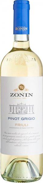 Zonin Classici Pinot Grigio Friuli