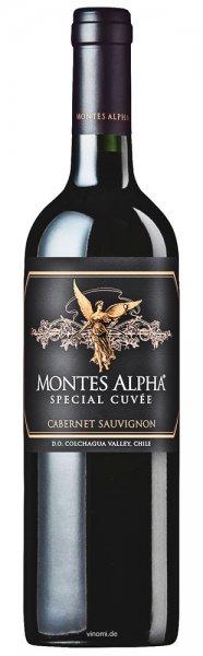 Montes Alpha Special Cuvée Cabernet Suavignon