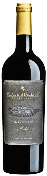 Black Stallion Winery Black Stallion Napa Valley Merlot Limited Release 2016