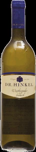 Dr. Hinkel Weissburgunder Feinherb