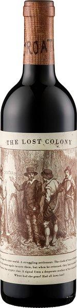 Virginia Dare Winery The Lost Colony