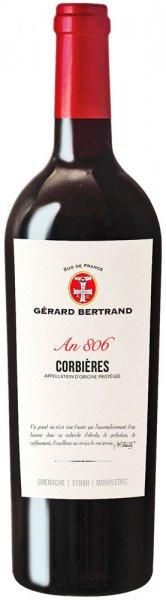 Gérard Bertrand Gerard Bertrand Heritage An 806 Corbières 2017