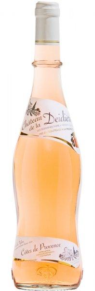 Château de la Deidière Côtes de Provence Rosé 2020