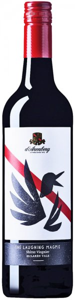 d'Arenberg The Laughing Magpie Shiraz Viognier 2015